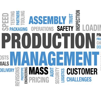 مدیریت تولید