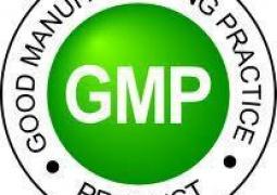 اخذ تاییدیه GMP